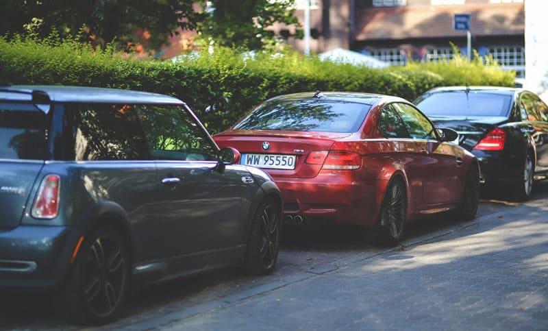 Parkering i Aalborg