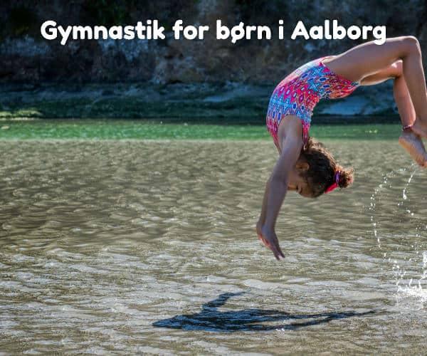 Gymnastik for børn i Aalborg