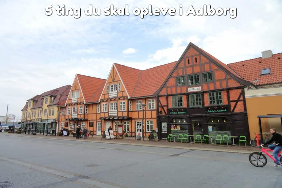 5 ting du skal opleve i Aalborg
