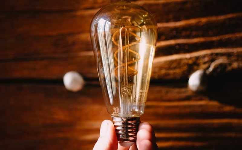 Find den rette belysning